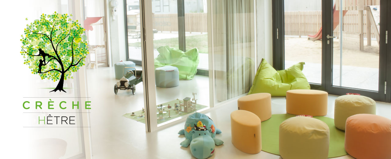 Day nursery Luxembourg, ecological day nurseries