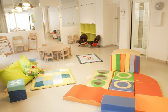 Day nursery Luxembourg, day nurseries Koerich