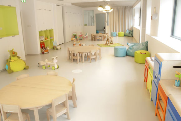 Day nursery Capellen, day nurseries Olm